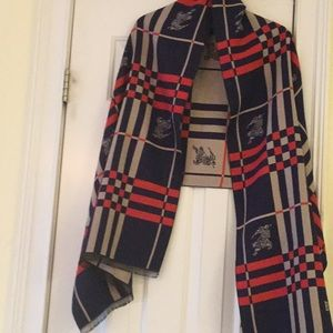 Burberry Vintage shawl